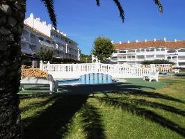 348106) Apartamento En El Centro De Alcossebre Con Terraza, Jardín