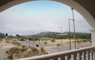 207113) Apartamento En El Centro De Algorfa Con Piscina, Jardín, Lavadora