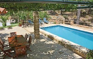 243027) Casa En Andratx Con Piscina, Jardín, Lavadora