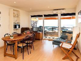 532253) Apartamento En El Centro De Arenys De Mar Con Internet, Aire Acondicionado, Aparcamiento, Te
