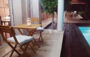 312516) Casa En El Centro De Cabrils Con Internet, Piscina, Aire Acondicionado, Jardín