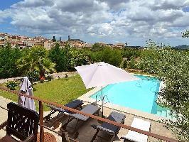 334598) Villa En El Centro De Caimari Con Piscina, Aire Acondicionado, Aparcamiento, Terraza
