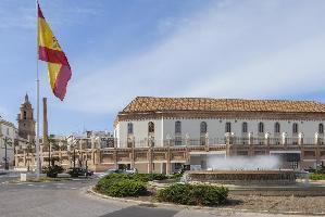 528278) Apartamento En El Centro De Cádiz Con Ascensor, Lavadora