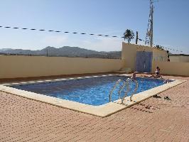570551) Apartamento En Cartagena Con Terraza, Lavadora