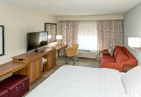 Hotel Hampton Inn & Suites Bay City
