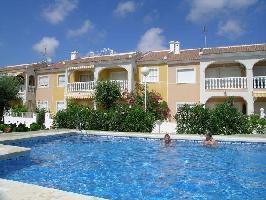 150939) Apartamento En El Centro De Ciudad Quesada Con Piscina, Aire Acondicionado, Jardín, Lavadora
