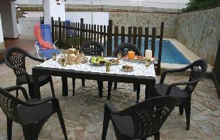 165749) Casa En Conil De La Frontera Con Internet, Piscina, Jardín, Lavadora