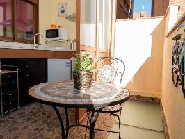 642332) Apartamento En El Centro De Calella Con Internet, Aire Acondicionado, Aparcamiento, Balcón