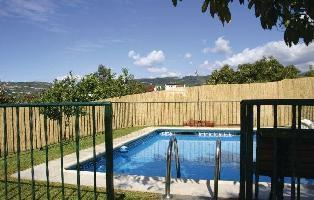 151607) Casa En Frigiliana Con Internet, Piscina, Aire Acondicionado, Jardín