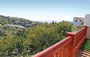 263965) Casa En Frigiliana Con Internet, Piscina, Jardín, Lavadora