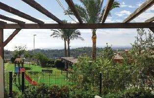 468285) Casa En Finestrat Con Internet, Piscina, Aire Acondicionado, Jardín