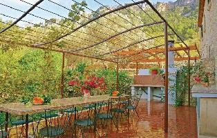 158285) Casa En Estellencs Con Internet, Piscina, Jardín