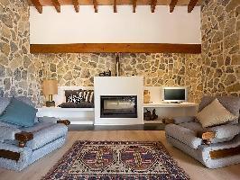 530283) Casa A 905 M Del Centro De Inca Con Internet, Aparcamiento, Jardín, Lavadora