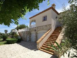 334855) Villa En El Perelló Con Piscina, Aparcamiento, Terraza, Jardín