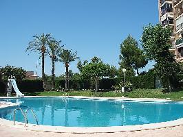 90789) Apartamento En El Campello Con Ascensor, Aparcamiento, Terraza, Jardín