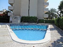 89085) Apartamento En La Pineda Con Ascensor, Balcón, Lavadora