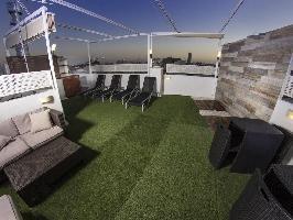 485344) Apartamento En El Centro De Sevilla Con Aire Acondicionado, Ascensor, Terraza, Lavadora