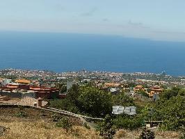 54295) Apartamento En Los Realejos Con Piscina, Aparcamiento, Terraza, Jardín