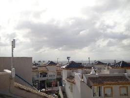 151725) Apartamento En El Centro De Torrevieja Con Piscina, Jardín, Lavadora