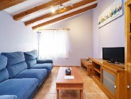 560843) Casa En Teulada Con Internet, Aparcamiento, Terraza, Jardín