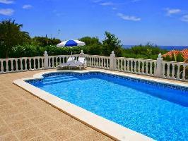 296539) Casa En San Jaime Mediterráneo Con Aire Acondicionado, Aparcamiento, Terraza, Lavadora