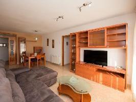 637070) Apartamento En Santa Susanna Con Terraza, Jardín, Lavadora