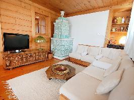 340296) Apartamento En El Centro De Cortina D'ampezzo Con Aparcamiento, Terraza, Jardín, Lavadora