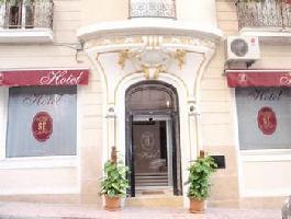 St. Hotel
