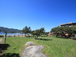 127659) Apartamento A 847 M Del Centro De Porto Rotondo Con Aire Acondicionado, Aparcamiento, Terraz