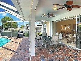 516543) Casa En Cabo Coral Con Internet, Aire Acondicionado, Aparcamiento, Terraza