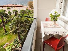 46743) Apartamento En El Centro De Ascona Con Internet, Ascensor, Aparcamiento, Balcón