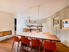 142001) Apartamento En El Centro De Flims Con Internet, Aparcamiento, Terraza, Lavadora