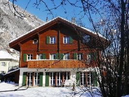 138947) Apartamento En El Centro De Interlaken Con Internet, Aparcamiento, Lavadora