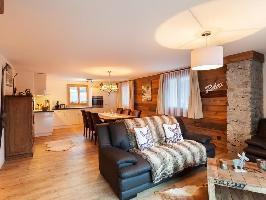 127627) Apartamento En El Centro De Saas-fee Con Internet, Terraza