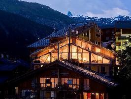 143155) Apartamento En El Centro De Zermatt Con Internet, Ascensor, Terraza, Lavadora