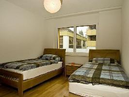 318059) Apartamento En El Centro De Leukerbad Con Internet, Ascensor, Aparcamiento, Lavadora