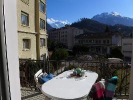 37985) Apartamento En El Centro De Interlaken Con Internet, Ascensor, Balcón