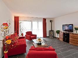 343566) Apartamento En El Centro De Leukerbad Con Internet, Ascensor, Aparcamiento, Terraza