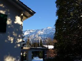 346914) Apartamento En El Centro De Interlaken Con Internet, Aparcamiento, Terraza