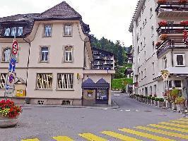 38469) Casa En El Centro De Grindelwald Con Internet, Aparcamiento, Terraza, Balcón