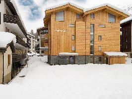 45899) Apartamento En El Centro De Zermatt Con Internet, Ascensor, Terraza