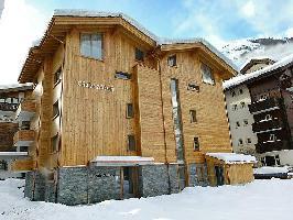 45919) Apartamento En El Centro De Zermatt Con Internet, Ascensor, Balcón