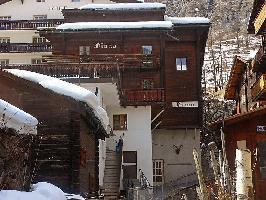 45965) Apartamento En El Centro De Zermatt Con Internet, Terraza