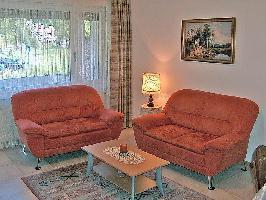 46093) Apartamento En El Centro De Leukerbad Con Ascensor, Aparcamiento, Balcón, Lavadora
