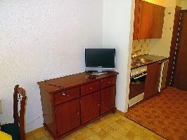 46101) Apartamento En El Centro De Leukerbad Con Ascensor, Aparcamiento, Balcón, Lavadora