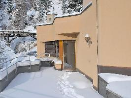 61323) Apartamento En El Centro De Sankt Moritz Con Internet, Ascensor, Aparcamiento, Terraza