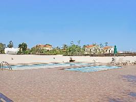 350963) Apartamento En Ayia Napa Con Aire Acondicionado, Aparcamiento, Terraza, Lavadora