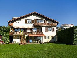 46473) Apartamento En El Centro De Weggis Con Internet, Aparcamiento, Jardín, Balcón