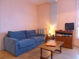 110015) Apartamento En El Centro De San Juan De Luz Con Internet, Ascensor, Lavadora