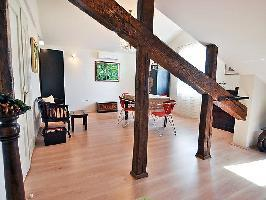 131191) Apartamento En El Centro De Lovran Con Internet, Aire Acondicionado, Aparcamiento, Jardín